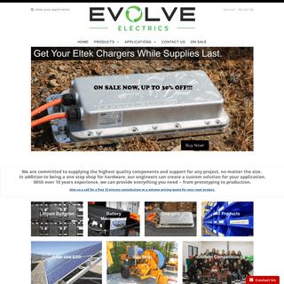 ArchiveBay.com - evolveelectrics.com - EVolve Electrics, your Energy Solution