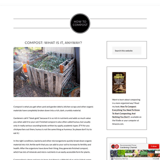 ArchiveBay.com - compostinstructions.com - How to Make Compost at Home- Composting Instructions – A guide to making your own compost.