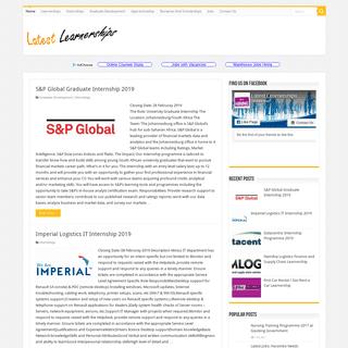 ArchiveBay.com - latestlearnerships.com - Latest Learnerships 2019 to 2020