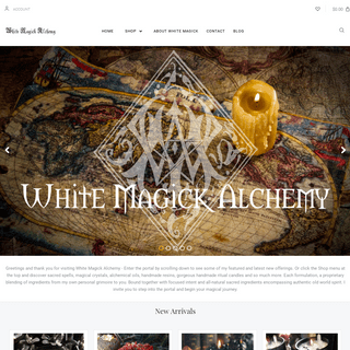 Wiccan Supplies - Pagan Supplies - Witchcraft Supplies