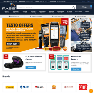Test Meters - Discount Electrical Test Equipment & Measuring Instruments