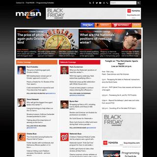 ArchiveBay.com - masnsports.com - MASNsports.com - Orioles and Nationals on MASNsports.com