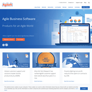 Agile Business Software