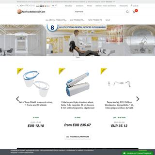 ArchiveBay.com - fairtradedental.com - Dental Products Discount