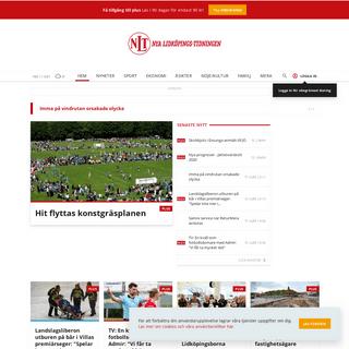 Senaste nyheterna från Nya Lidköpings-Tidningen