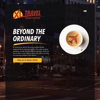 XL Travel - Beyond the Ordinary