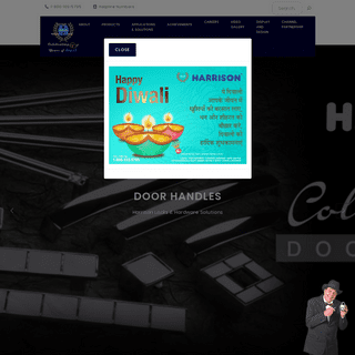 ArchiveBay.com - harrisonlocks.com - Harrison Locks