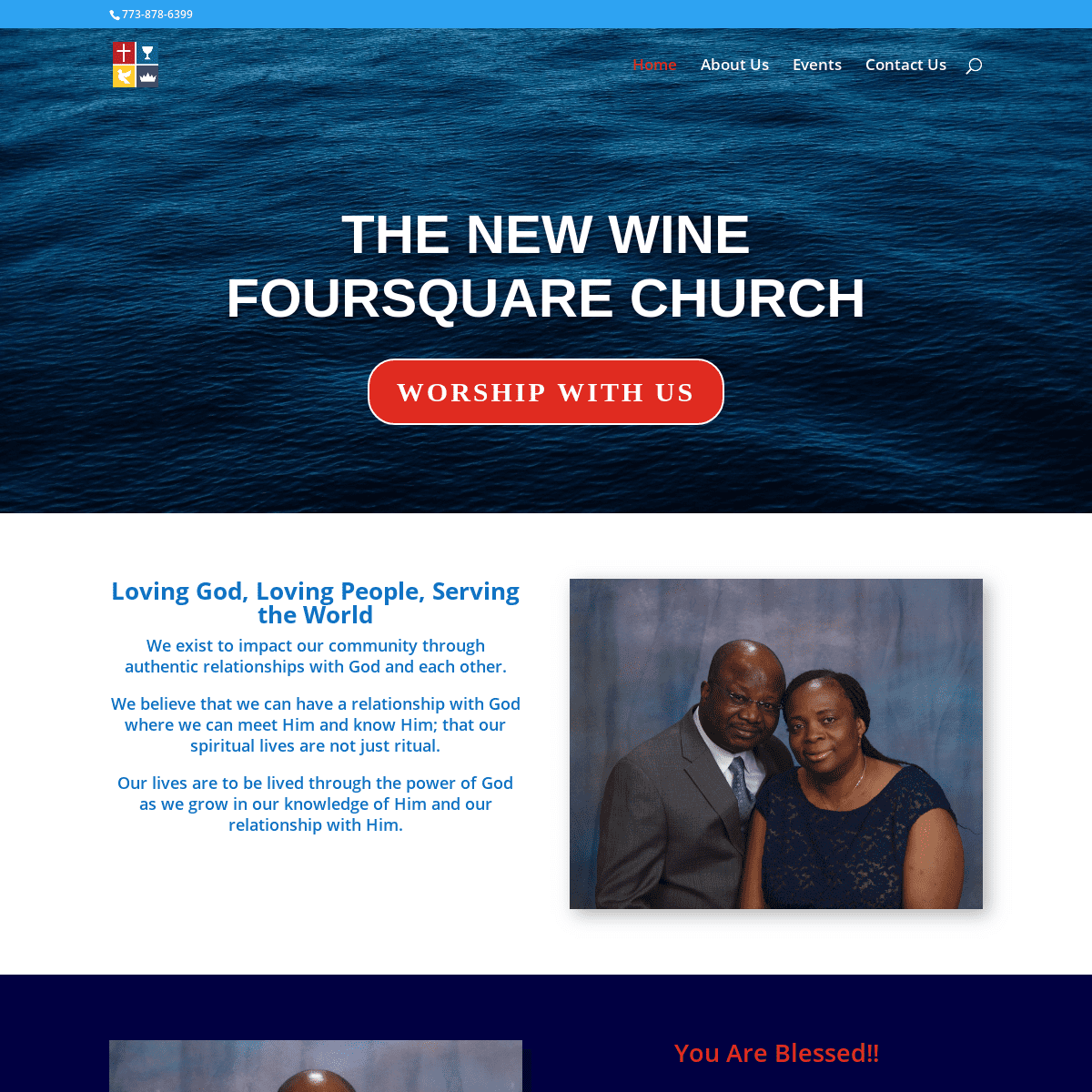 ArchiveBay.com - newwinefoursquare.org - The New Wine Foursquare Church - With God everything is possible.