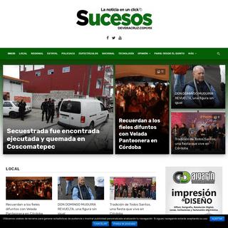 ArchiveBay.com - sucesosdeveracruz.com.mx - Sucesos de Veracruz – Periodismo de investigación y análisis