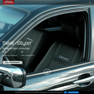 ArchiveBay.com - seat-styler.de - Home - Seat-Styler