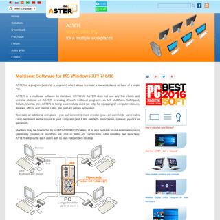 ArchiveBay.com - ibik.ru - ASTER- Multiseat software for Windows 10-8-7