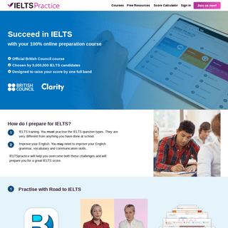 ArchiveBay.com - ieltspractice.com - Online IELTS practice platform - IELTSpractice