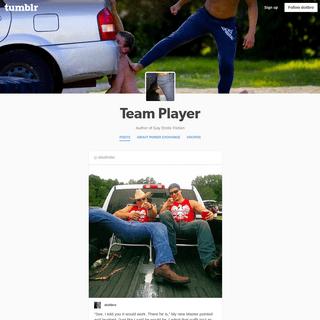 ArchiveBay.com - doitbro.tumblr.com - Team Player