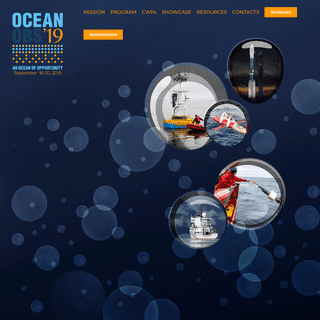 ArchiveBay.com - oceanobs19.net - OceanObs19