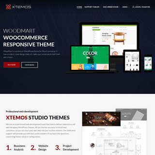 XTemos studio - Professional WordPress themes