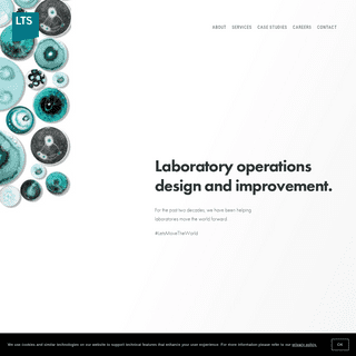 Think Lab. Think LTS - Laboratory Performance Specialists