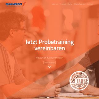 Gymnasion Fitness-Studio Rastatt - Gymnasion Fitness Rastatt
