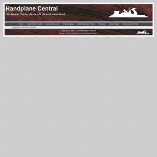 ArchiveBay.com - handplane.com - - Handplane Central