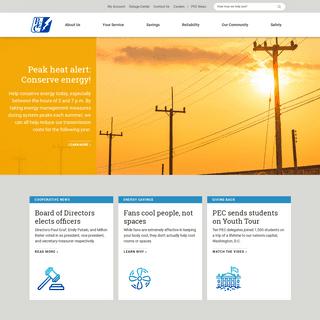 Home - Pedernales Electric Cooperative, Inc.