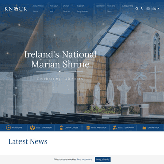 ArchiveBay.com - knockshrine.ie - Ireland's National Marian Shrine - Knock Shrine