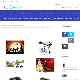 Tec Ofertas - #ShopSmart - Latest Gadgets & Technology