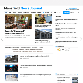 Mansfield News Journal - Mansfield News Journal