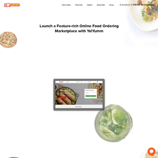 Food Ordering Marketplace Platform - Food Delivery App Development