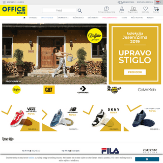 Office Shoes - Online trgovina obuće - Tenisice, Cipele, Čizme