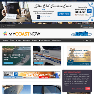 ArchiveBay.com - mycoastnow.com - My Coast Now