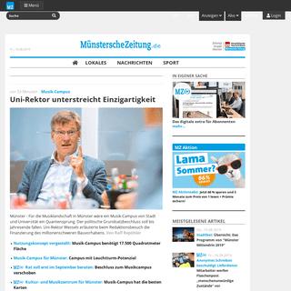 Startseite - Münstersche Zeitung