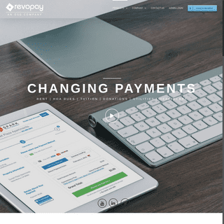 Simple, Secure Online Payment Processing » RevoPay