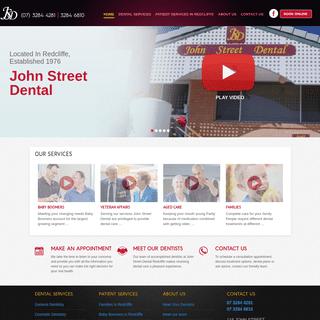 Dentist Redcliffe - John Street Dental