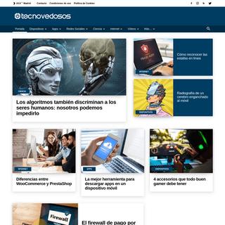 TecNovedosos - Novedades de Ciencia y Tecnología