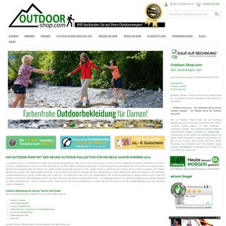 ArchiveBay.com - outdoor-shop.com - Outdoor Shop - Outdoor Bekleidung günstig & versandkostenfrei kaufen