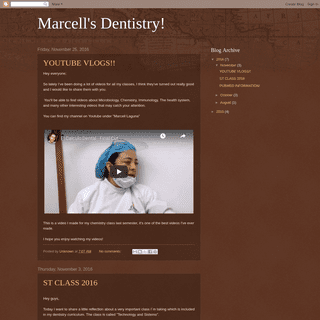 Marcell's Dentistry!