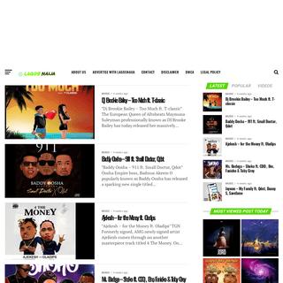 LagosNaija » Latest Music, Videos, MP3 Download 2019