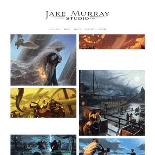 Jake Murray Studio Ltd.
