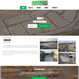 Home - Amakha Consulting Engineers
