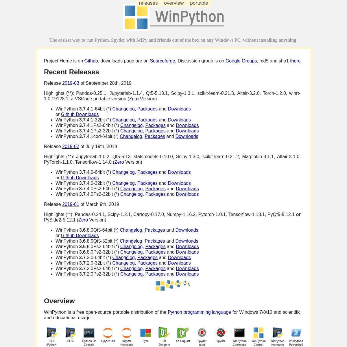 WinPython