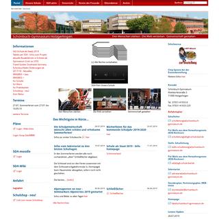 SGH Portal - Schönbuch-Gymnasium Holzgerlingen