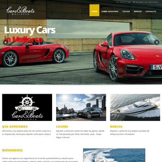 Cars and Boats Mallorca - Luxury cars and boats in mallorca