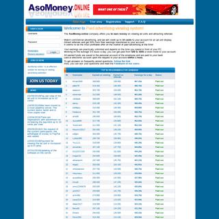 ArchiveBay.com - asomoney.online - Viewing payed advertising sites asomoney.online - Welcome!