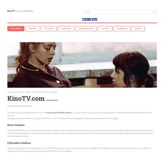 KinoTV Movie Database by Unicorn Media