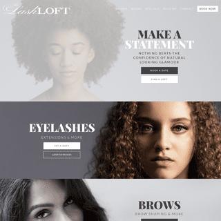 The Lash Loft - Eyelash Extension Salon - Best Lash Extensions NYC