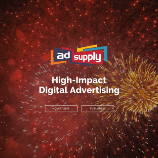 ArchiveBay.com - adsupplyads.net - AdSupply - AdSupply. Patented, world-class ad tech. We deliver viewable, high impact ad formats for brands, agencies & publisher