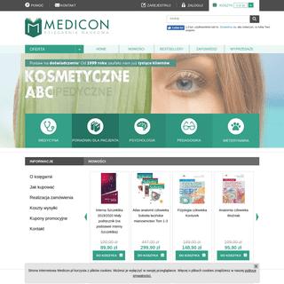 Księgarnia medyczna, psychologiczna i pedagogiczna