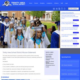 Trinity Schools - Home