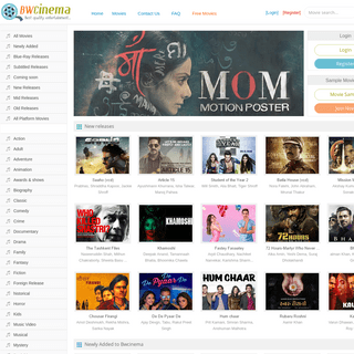 Bwcinema - Best quality Bollywood (Hindi) Movies