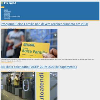 ArchiveBay.com - pis.pro.br - ▷ Calendário do PIS-Pasep 2019 - 2020 【ATUALIZADO!!】
