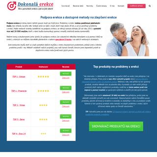 Podpora erekce - Ověřené metody na zlepšení erekce